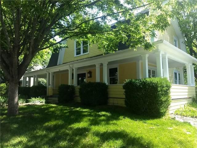 506 North Main Street NW, Lenoir, NC 28645 (#3622660) :: Besecker Homes Team
