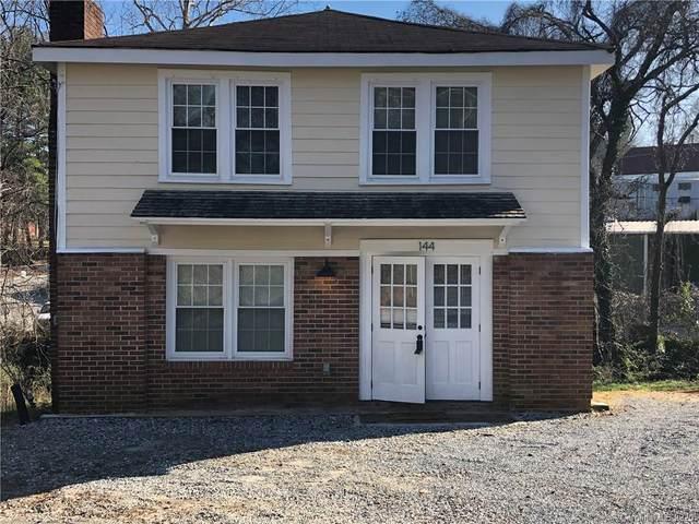 144 E Howard Street, Tryon, NC 28782 (#3622671) :: Keller Williams Professionals