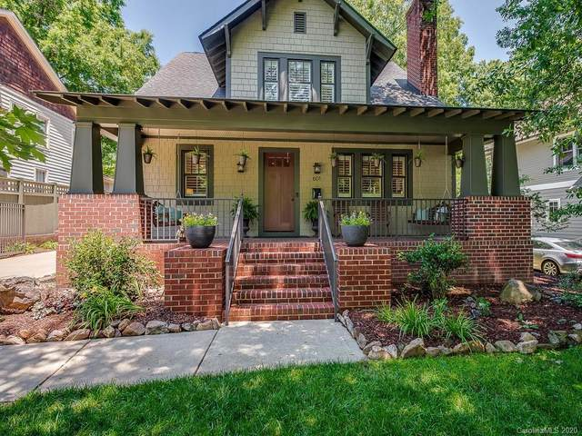 601 Magnolia Avenue, Charlotte, NC 28203 (#3622681) :: Ann Rudd Group