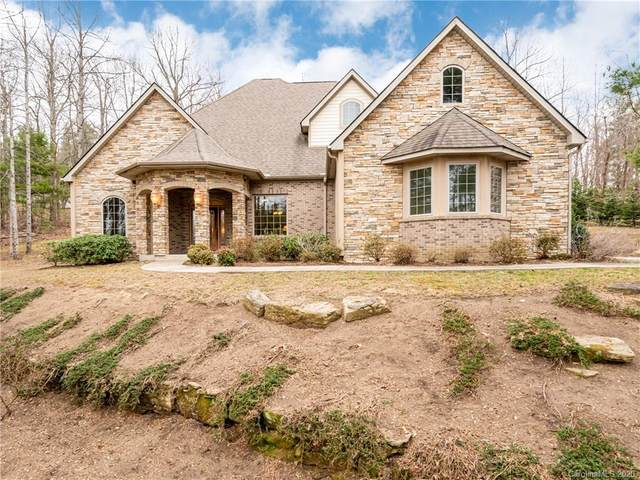 99 Pinnacle Peak Lane, Flat Rock, NC 28731 (#3622741) :: Homes Charlotte