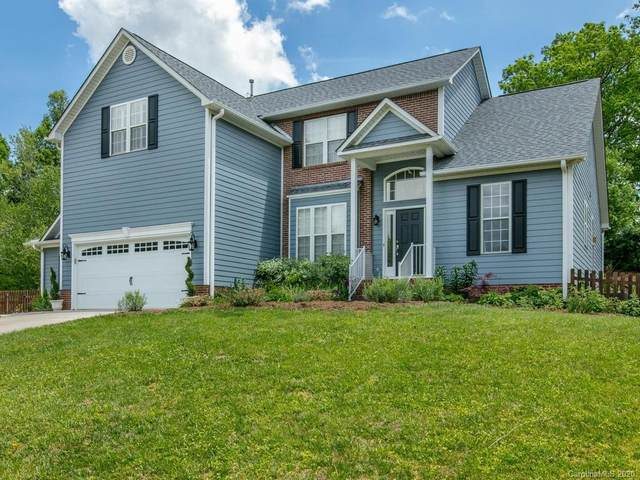 410 Sand Meadow Court, Fletcher, NC 28732 (#3622818) :: MartinGroup Properties
