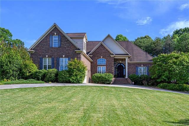 327 Mossy Oak Drive, Winston Salem, NC 27127 (#3622839) :: Stephen Cooley Real Estate Group