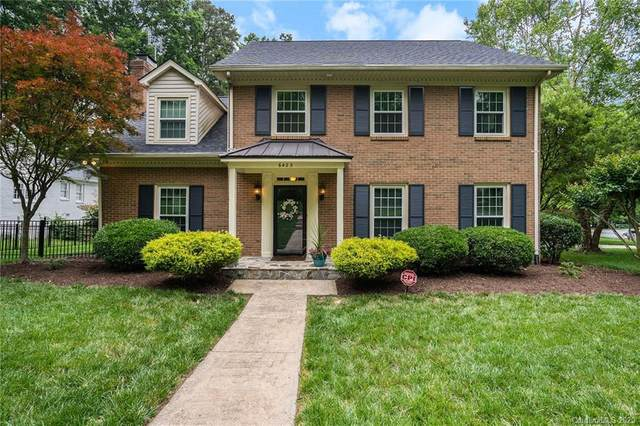 6423 Rocky Falls Road, Charlotte, NC 28211 (#3622851) :: Miller Realty Group