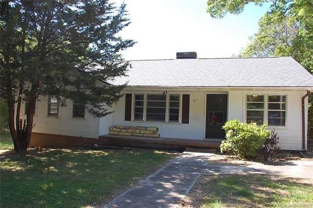 811 Ruby Street, Albemarle, NC 28001 (#3622855) :: Besecker Homes Team