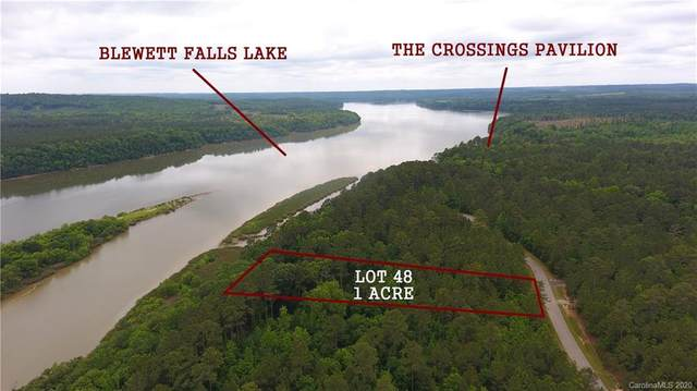 TBD Lakeside Trail #48, Lilesville, NC 28091 (#3622896) :: Carlyle Properties