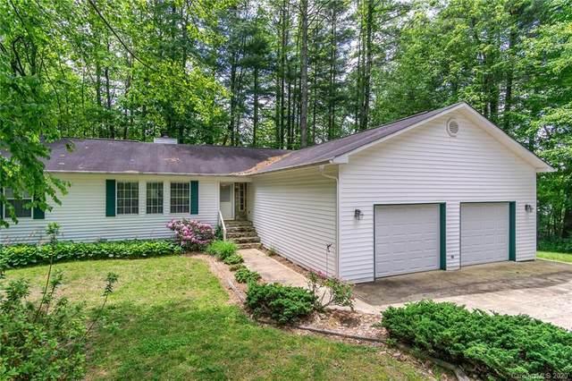 104 Lone Eagle Lane, Hendersonville, NC 28739 (#3622907) :: Keller Williams Professionals
