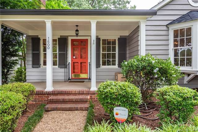 1600 Nassau Boulevard, Charlotte, NC 28205 (#3622909) :: Charlotte Home Experts
