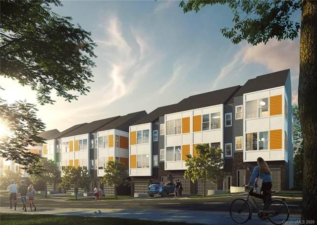 2623 Norfolk Avenue Unit 7, Charlotte, NC 28203 (#3622919) :: Carver Pressley, REALTORS®