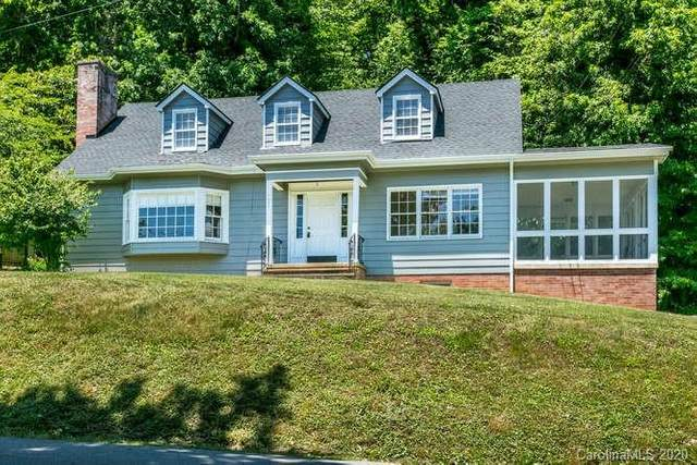 721 Golf Course Road, Waynesville, NC 28786 (MLS #3623000) :: RE/MAX Journey
