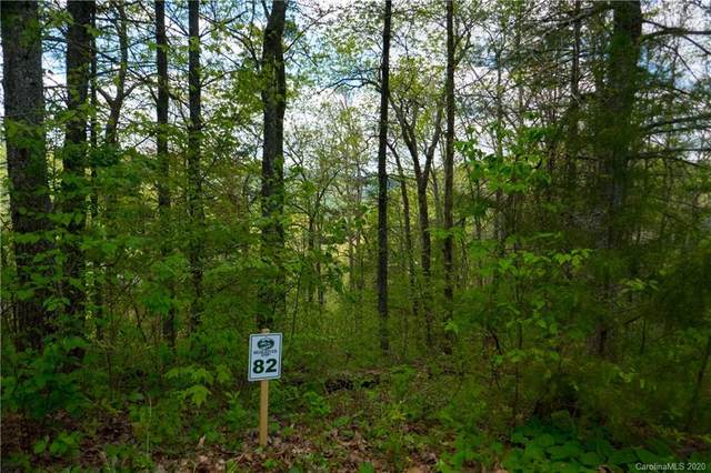 Lot 82 Thorncliff Trail #82, Marshall, NC 28753 (#3623010) :: Carlyle Properties