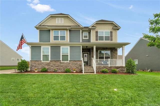 4400 Marlay Park, Indian Trail, NC 28079 (MLS #3623036) :: RE/MAX Journey