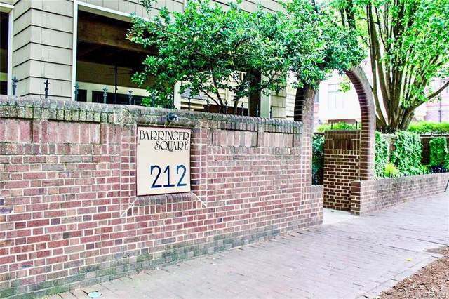 212 10th Street #11, Charlotte, NC 28202 (#3623088) :: Rowena Patton's All-Star Powerhouse