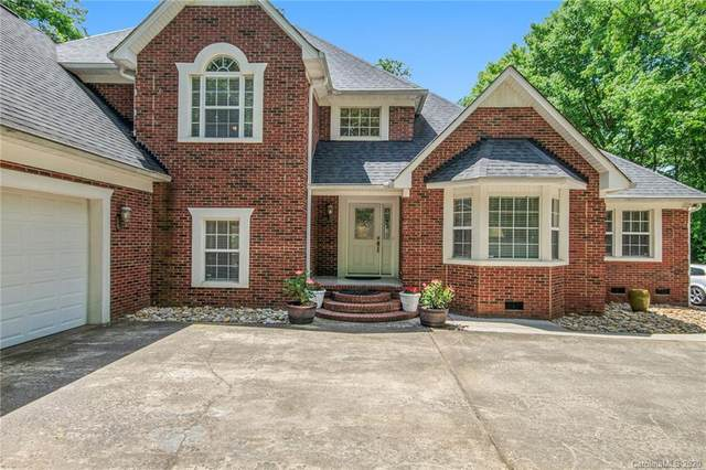 1406 Crane Road, Waxhaw, NC 28173 (#3623125) :: Caulder Realty and Land Co.