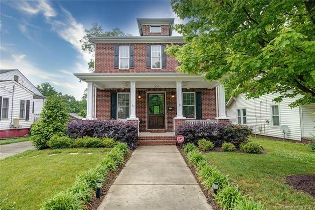 204 State Street, Charlotte, NC 28208 (#3623198) :: MOVE Asheville Realty