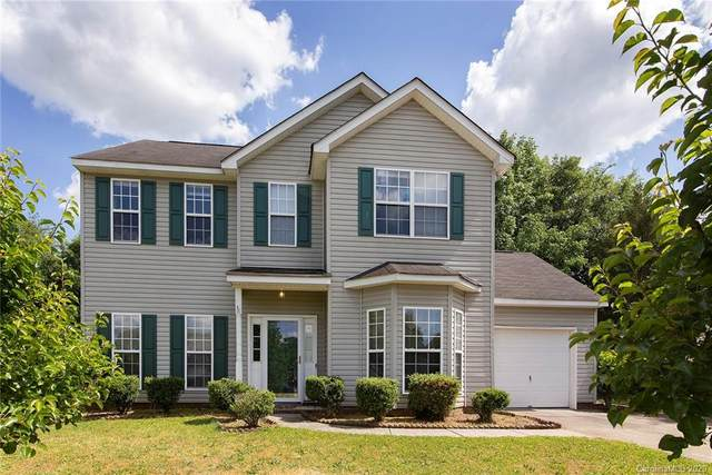 12210 Cabin Creek Court, Charlotte, NC 28269 (#3623234) :: TeamHeidi®