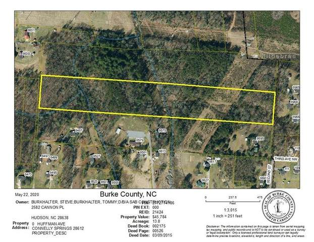 0 Huffman Avenue, Connelly Springs, NC 28612 (#3623239) :: Rinehart Realty
