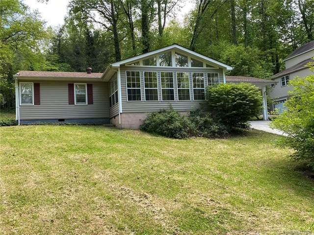 55 Ash Drive, Maggie Valley, NC 28751 (#3623289) :: Exit Realty Vistas