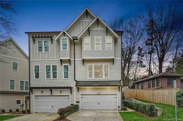 2540 Vail Avenue, Charlotte, NC 28207 (#3623306) :: Keller Williams South Park
