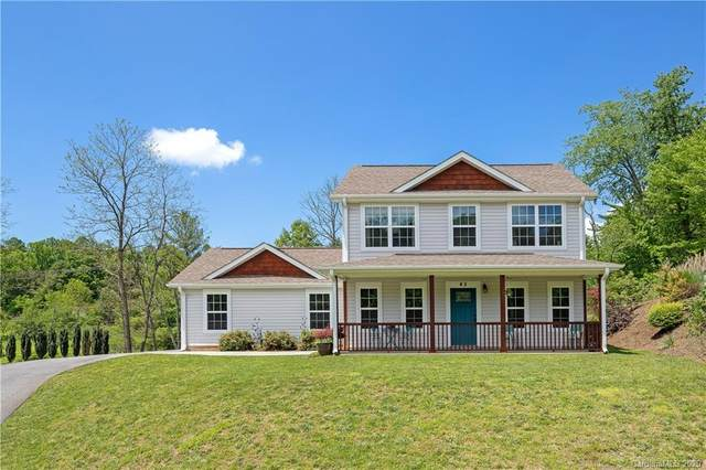 45 Heather Mist Drive, Weaverville, NC 28787 (#3623331) :: Robert Greene Real Estate, Inc.