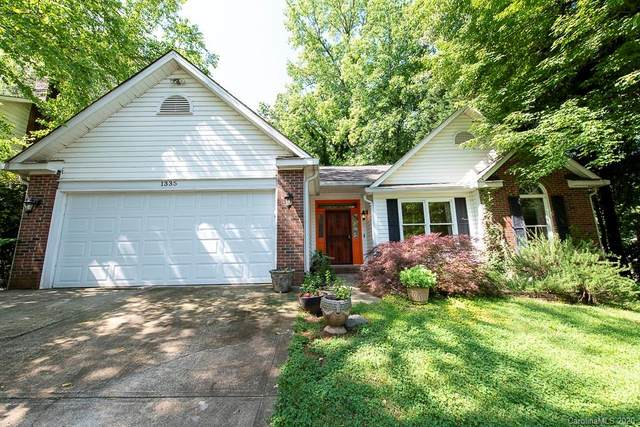 1335 Hathshire Drive, Charlotte, NC 28262 (#3623360) :: Keller Williams South Park