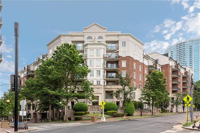 300 W 5th Street #134, Charlotte, NC 28202 (#3623367) :: Scarlett Property Group