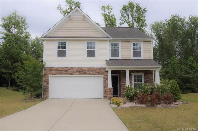 7415 Edgefield Court, Matthews, NC 28104 (#3623380) :: Besecker Homes Team