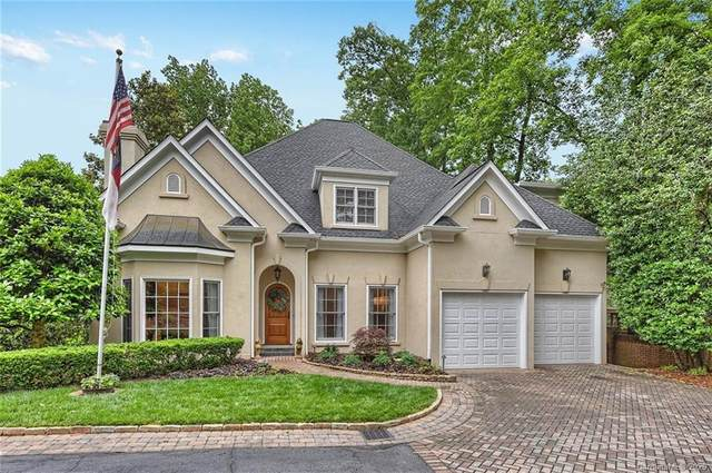 4008 Waterford Drive, Charlotte, NC 28226 (#3623384) :: MartinGroup Properties