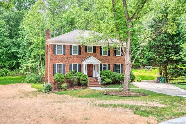6846 Charette Court, Charlotte, NC 28215 (#3623430) :: Carlyle Properties