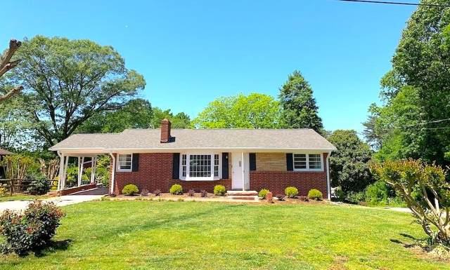 1528 N Deal Avenue, Newton, NC 28658 (#3623457) :: Carver Pressley, REALTORS®