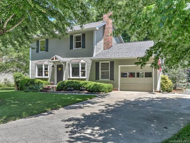 5 Marlwood Court, Asheville, NC 28804 (#3623470) :: BluAxis Realty