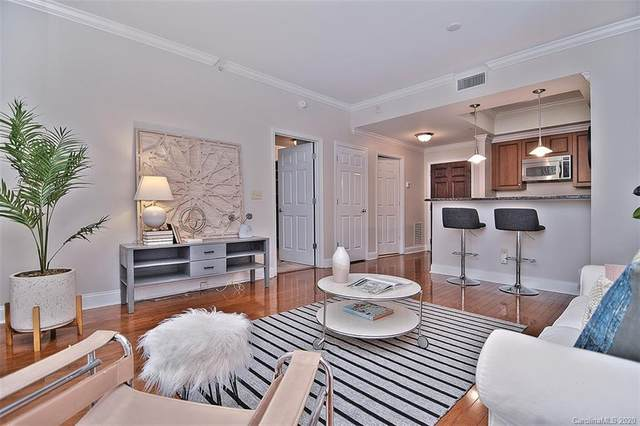 300 W 5th Street #237, Charlotte, NC 28202 (#3623527) :: The Premier Team at RE/MAX Executive Realty