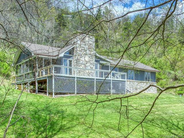 3934 Old River Road, Canton, NC 28716 (#3623532) :: Rinehart Realty