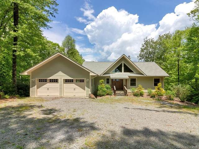 1976 Becky Mountain Road, Brevard, NC 28712 (#3623570) :: Cloninger Properties