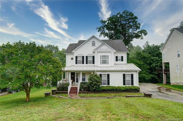 7708 Windsor Forest Place, Harrisburg, NC 28075 (#3623573) :: Rowena Patton's All-Star Powerhouse