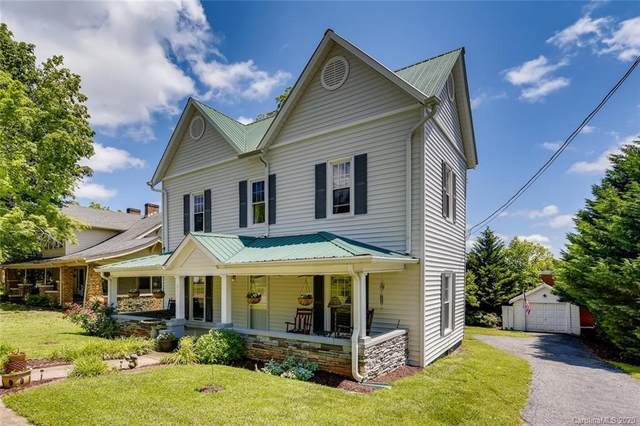 809 N Main Avenue, Newton, NC 28658 (#3623581) :: Homes Charlotte