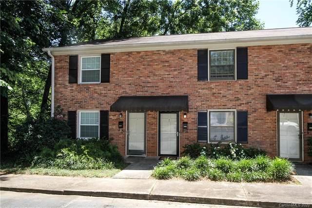 2336 Kenmore Avenue B, Charlotte, NC 28204 (#3623592) :: Besecker Homes Team