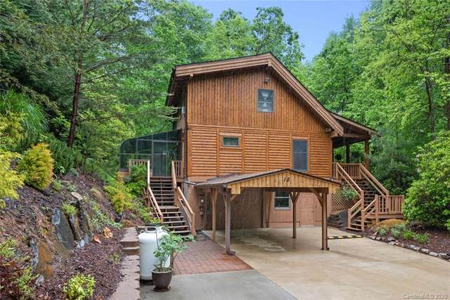 15 Coneflower Court, Black Mountain, NC 28711 (#3623607) :: Keller Williams Professionals