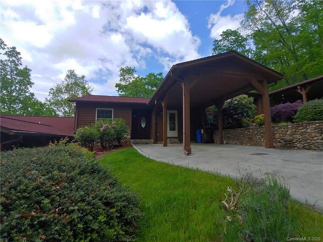 927 Henry Dingus Way #5, Maggie Valley, NC 28751 (#3623690) :: Exit Realty Vistas