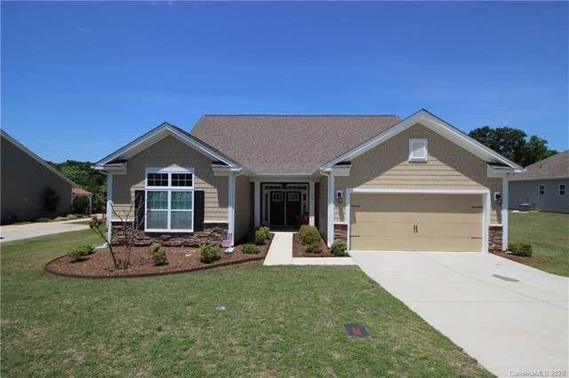 209 Hunters Hill Drive, Statesville, NC 28677 (#3623697) :: Keller Williams South Park
