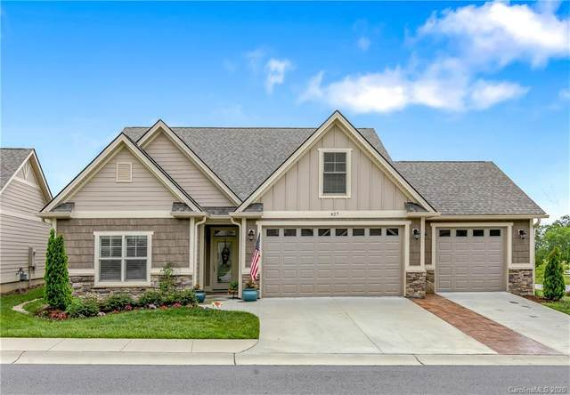 427 Windstone Drive, Fletcher, NC 28732 (#3623721) :: Carolina Real Estate Experts