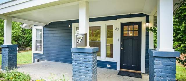 43 Hamilton Street, Asheville, NC 28801 (#3623766) :: Homes Charlotte