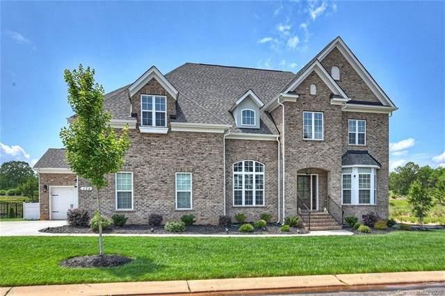 136 Trelawn Street, Fort Mill, SC 29715 (#3623774) :: Homes Charlotte