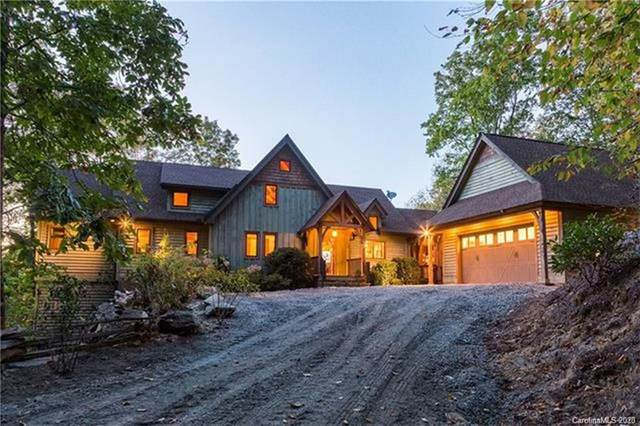 544 Cross Vine Drive, Tuckasegee, NC 28783 (#3623817) :: LePage Johnson Realty Group, LLC