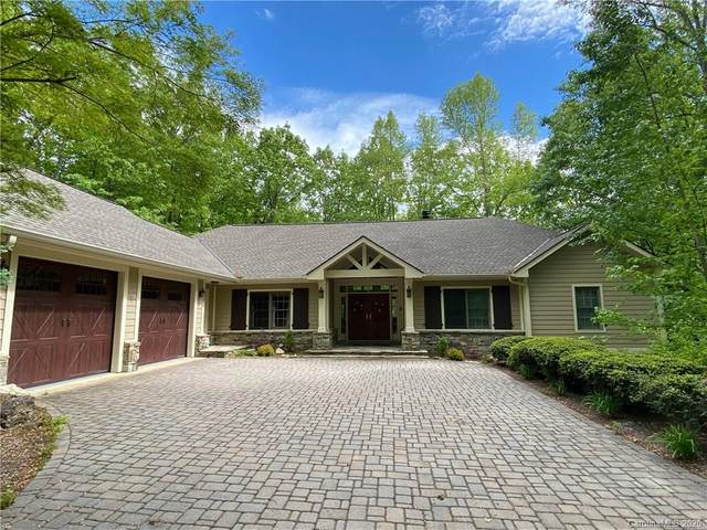 115 Little Cherokee Ridge, Hendersonville, NC 28739 (MLS #3623819) :: RE/MAX Journey