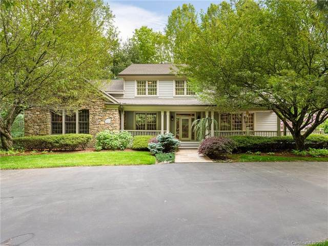 1000 Indian Cave Road, Hendersonville, NC 28739 (#3623844) :: Homes Charlotte
