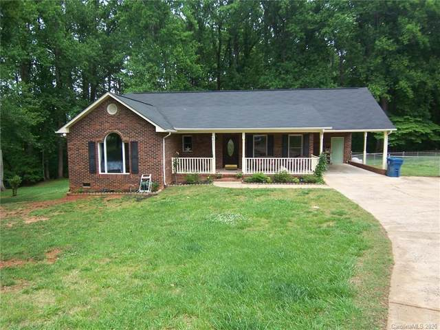1311 Brandy Lane, Shelby, NC 28152 (#3623846) :: Caulder Realty and Land Co.