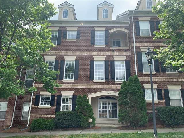 9413 Kings Parade Boulevard #8, Charlotte, NC 28273 (#3623853) :: Keller Williams South Park