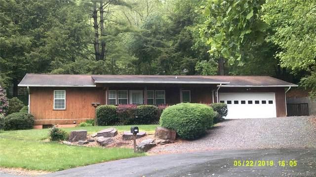 215 Pinellas Lane, Waynesville, NC 28751 (#3623902) :: Exit Realty Vistas