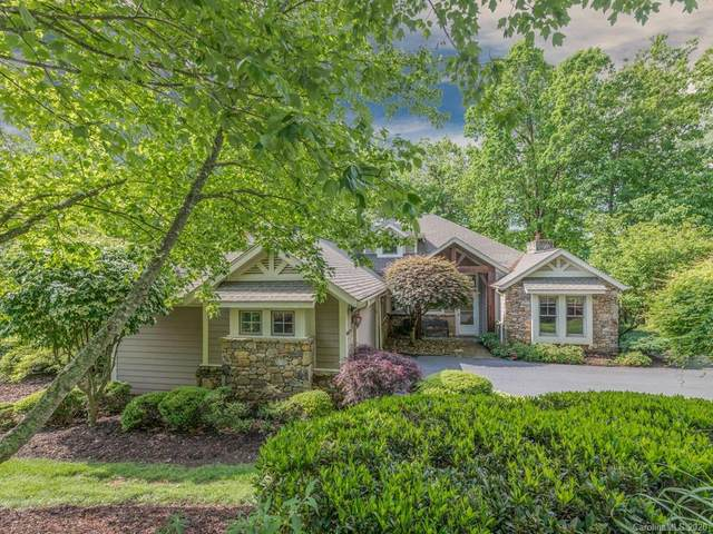 192 Pine Shadow Drive, Hendersonville, NC 28739 (#3623906) :: BluAxis Realty