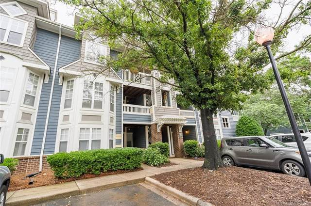 501 Olmsted Park Place K, Charlotte, NC 28203 (#3623935) :: Ann Rudd Group